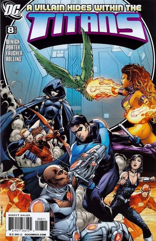 Titans Vol 2 8