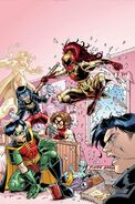 Young Justice Vol 1 19 Textless