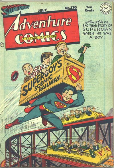 Adventure Comics Vol 1 130