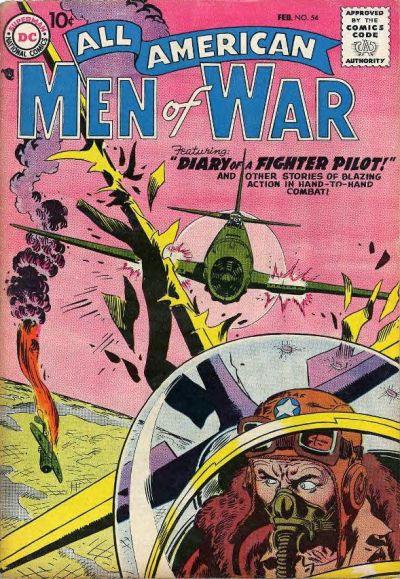 All-American Men of War Vol 1 54