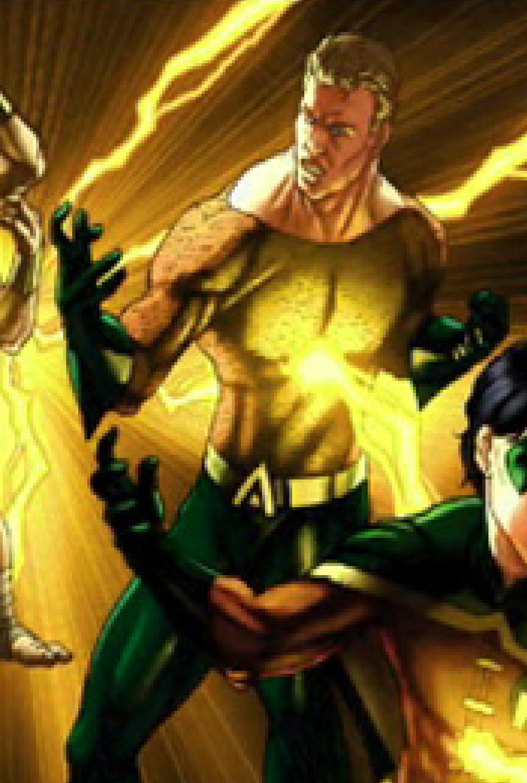 Aquaman (Mortal Kombat vs. DC Universe)