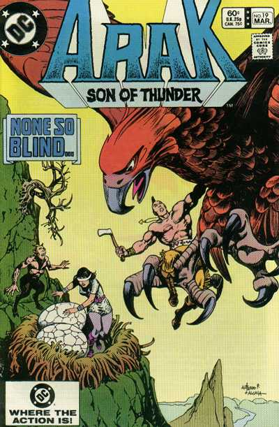 Arak: Son of Thunder Vol 1 19