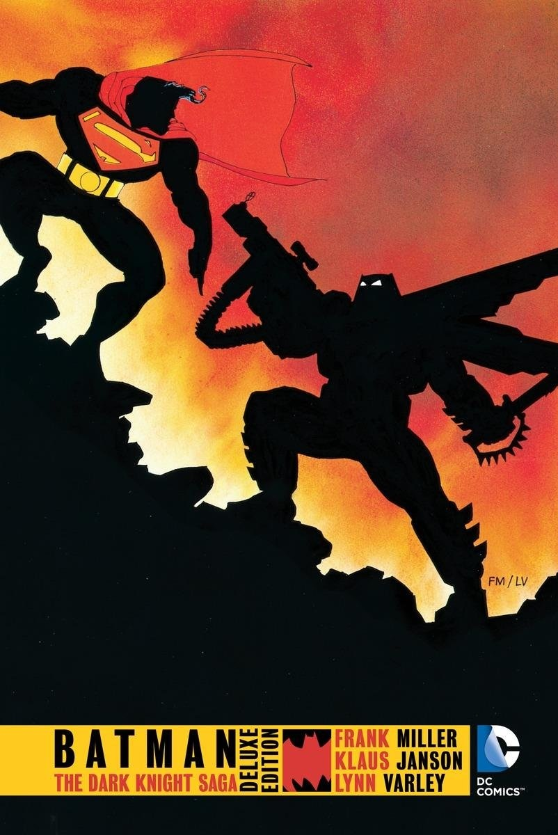 Batman: The Dark Knight Saga Deluxe Edition (Collected)