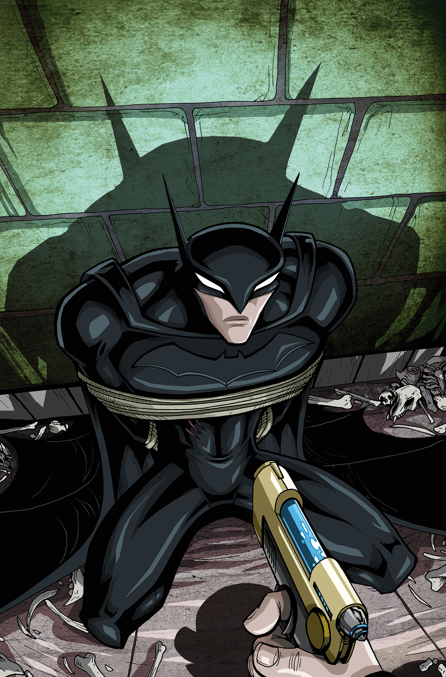 Beware the Batman Vol 1 6 Textless.jpg
