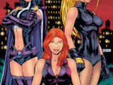 Birds of Prey: Of Like Minds (Collected)