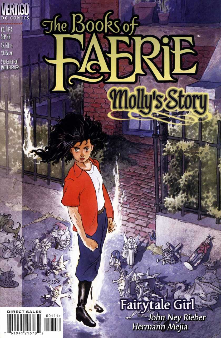 The Books of Faerie: Molly's Story Vol 1 1