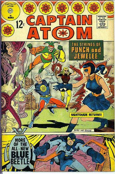 Captain Atom Vol 1 85