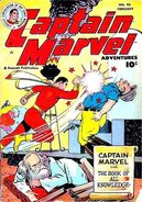 Captain Marvel Adventures Vol 1 93