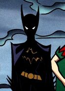 Cassandra Cain Brave and the Bold 001