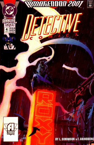 Detective Comics Annual Vol 1 4