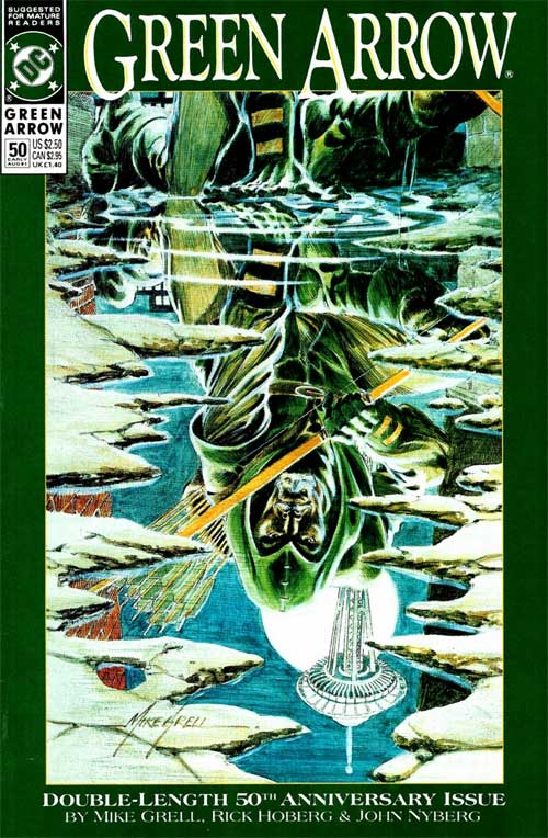 Green Arrow Vol 2 50