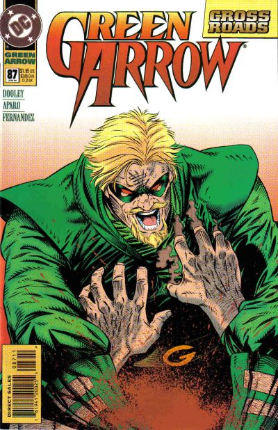 Green Arrow Vol 2 87