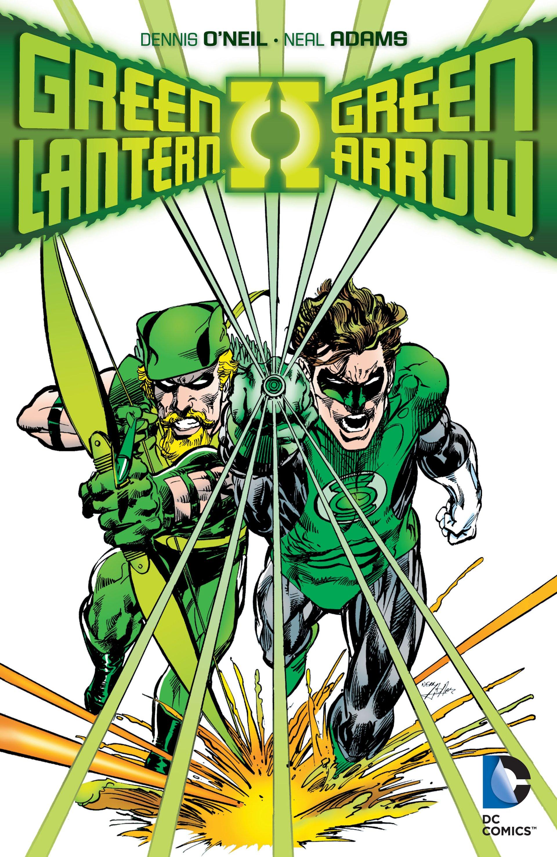 Green Lantern/Green Arrow (Collected)