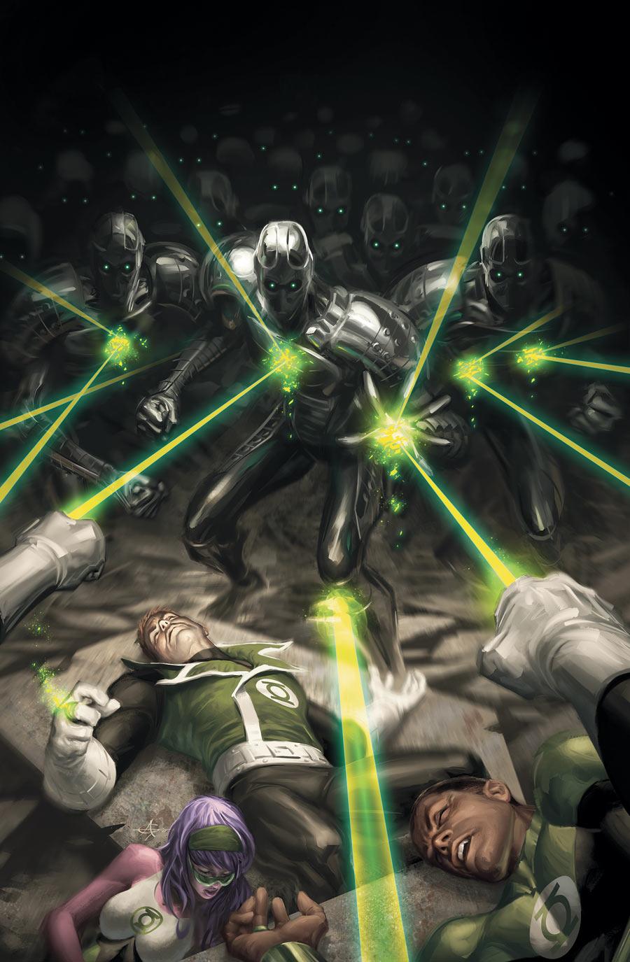 Green Lantern Corps Vol 3 3