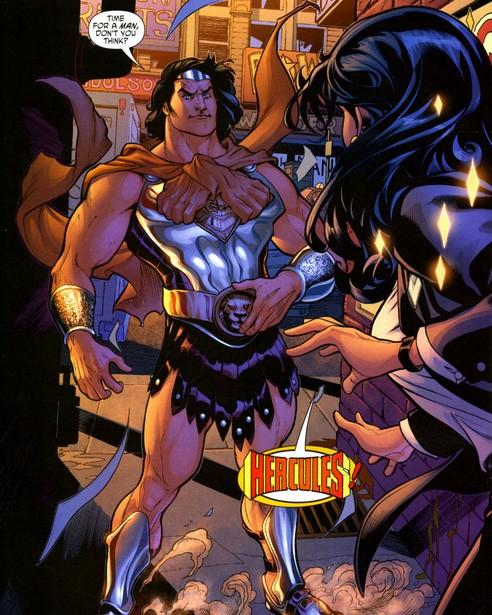 Herakles (New Earth)