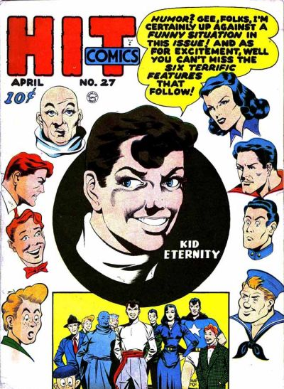 Hit Comics Vol 1 27