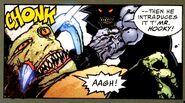 Killer Croc Batman-Lobo 001