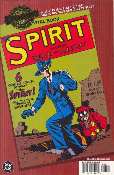 Millennium Edition: Spirit Vol 1 1