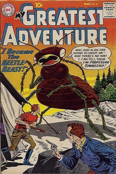 My Greatest Adventure Vol 1 41