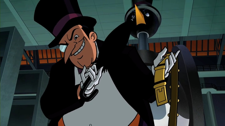 Oswald Cobblepot (The Brave and the Bold)