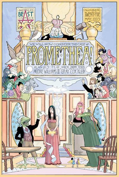 Promethea Vol 1 25