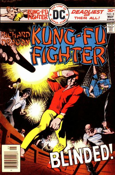 Richard Dragon, Kung-Fu Fighter Vol 1 8