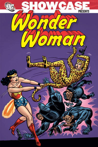 Showcase Presents: Wonder Woman Vol. 4 (Collected)