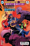 Suicide Squad Most Wanted El Diablo and Boomerang Vol 1 1 Boomerang