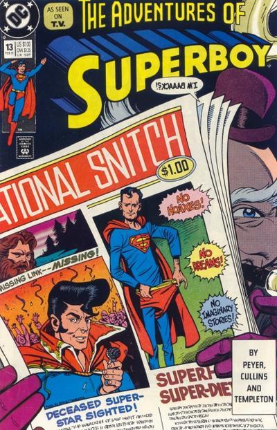 Superboy Vol 3 13