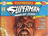 Superman: The Man of Steel Annual Vol 1 6