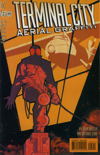Terminal City: Aerial Graffiti Vol 1 5