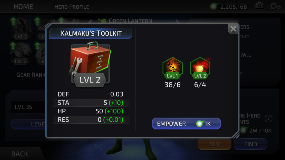 Thomas Kalmaku (DC Legends)