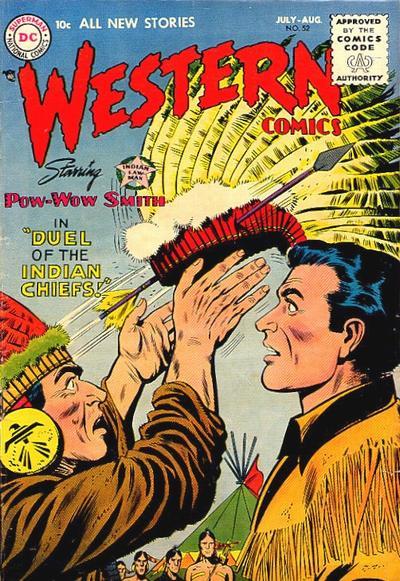 Western Comics Vol 1 52