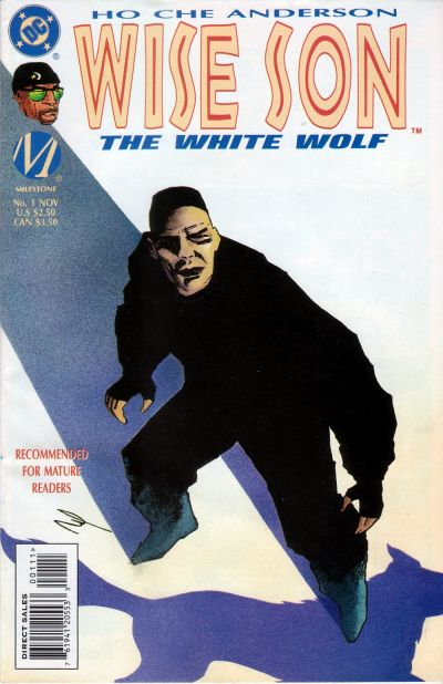 Wise Son: The White Wolf Vol 1 1