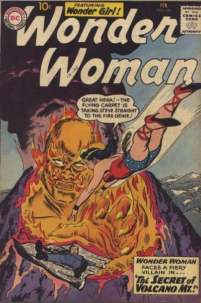 Wonder Woman Vol 1 120