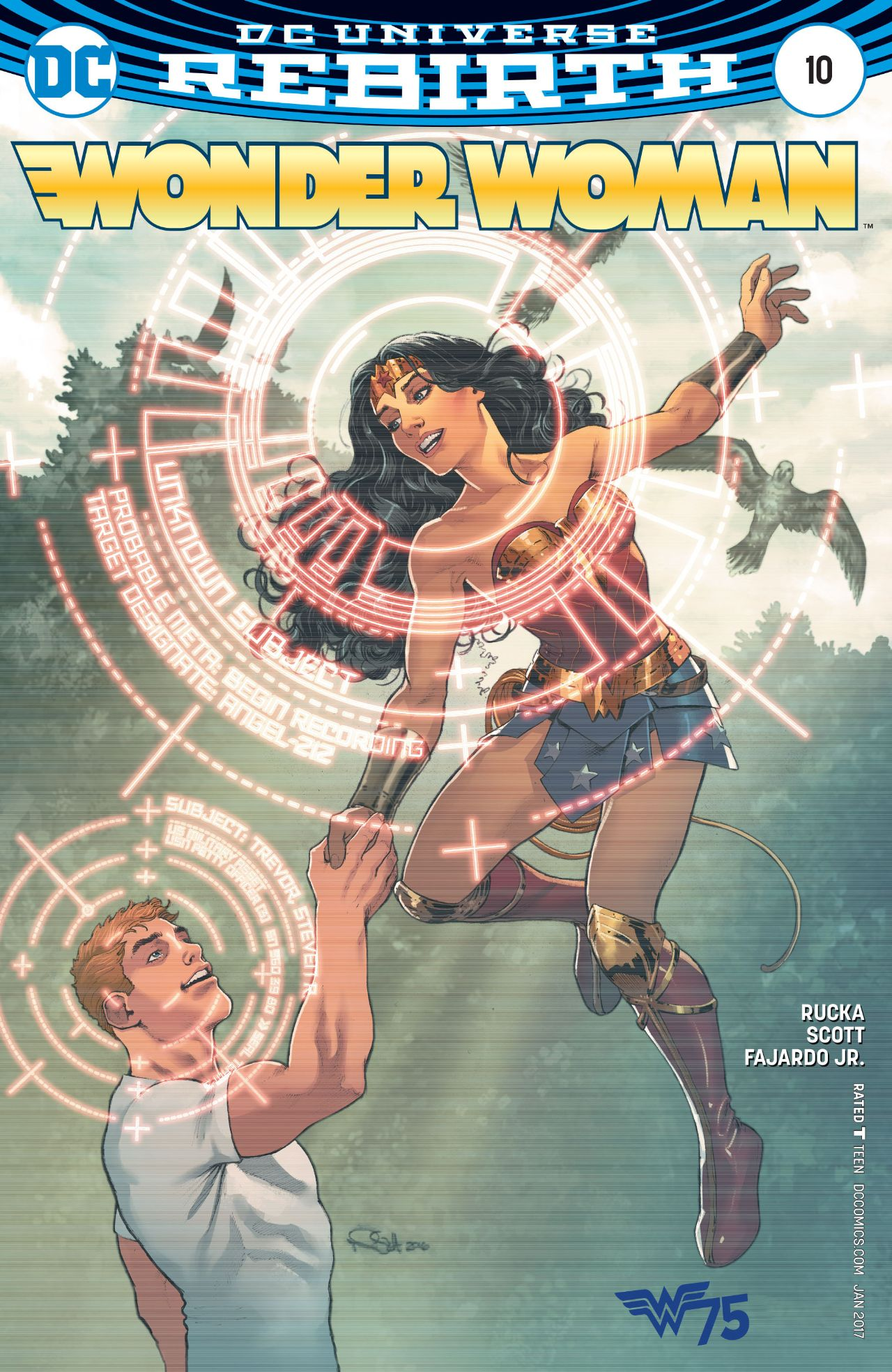 Wonder Woman Vol 5 10