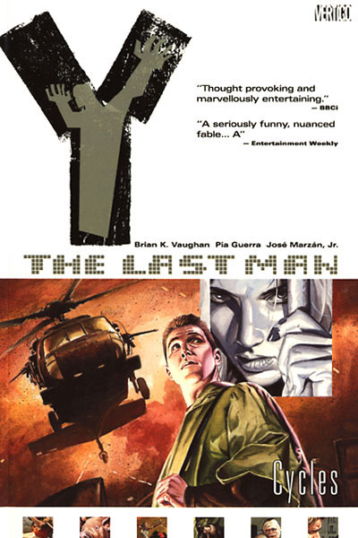 Y: The Last Man: Cycles (Collected)
