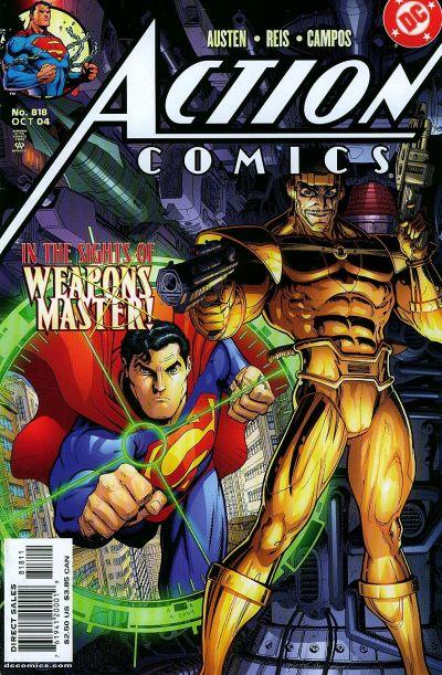 Action Comics Vol 1 818