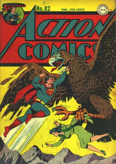 Action Comics Vol 1 82