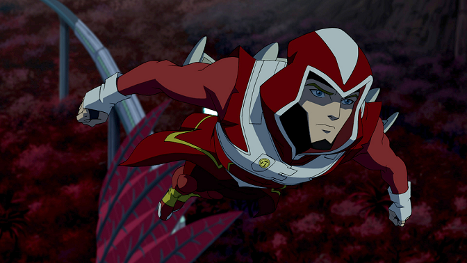 Adam Strange (Earth-16)