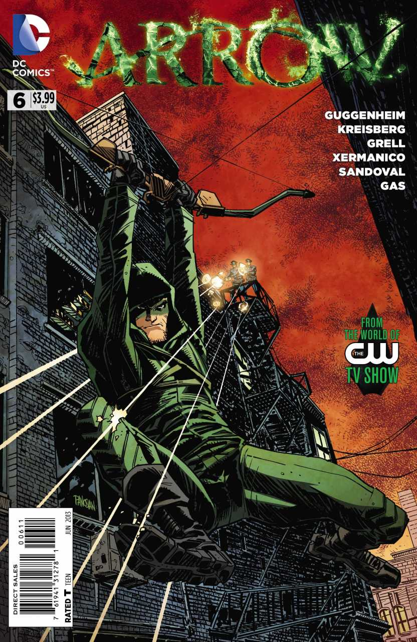 Arrow Vol 1 6