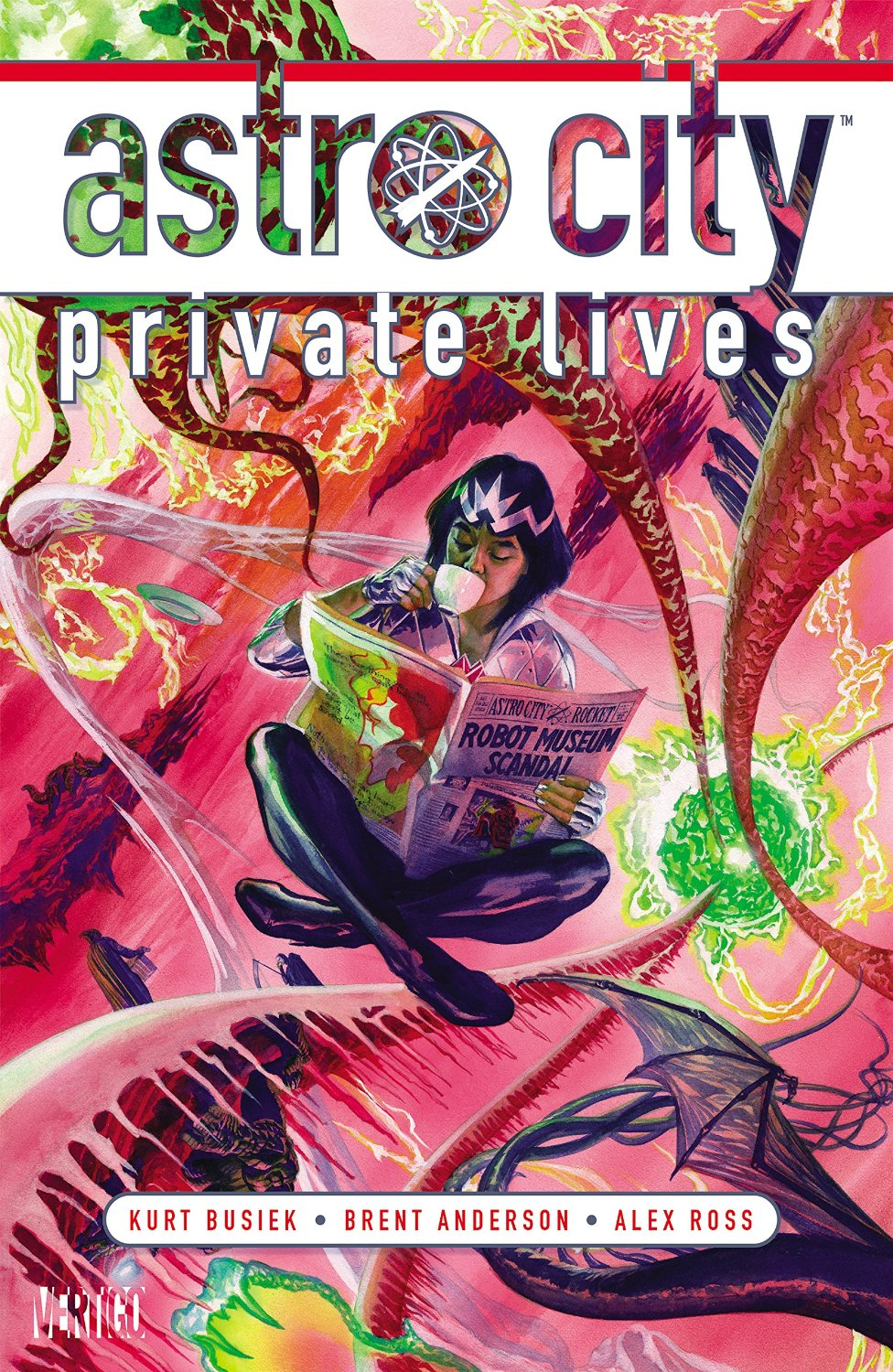 Astro City: Private Lives (Collected)