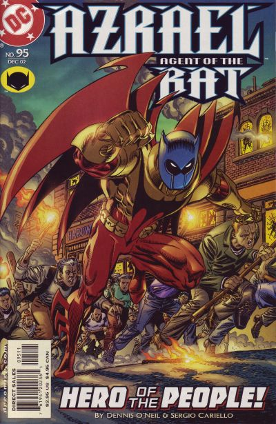 Azrael: Agent of the Bat Vol 1 95