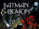 Batman/Demon: A Tragedy