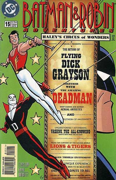 The Batman and Robin Adventures Vol 1 15