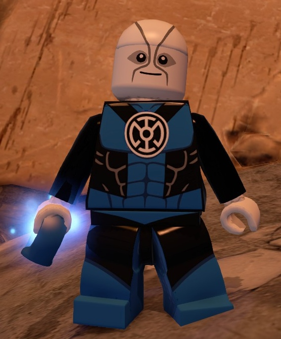 Bro'Dee Walker (Lego Batman)