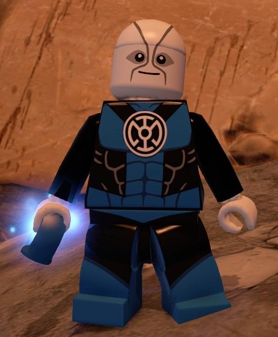 Bro'Dee Walker (Lego Batman)