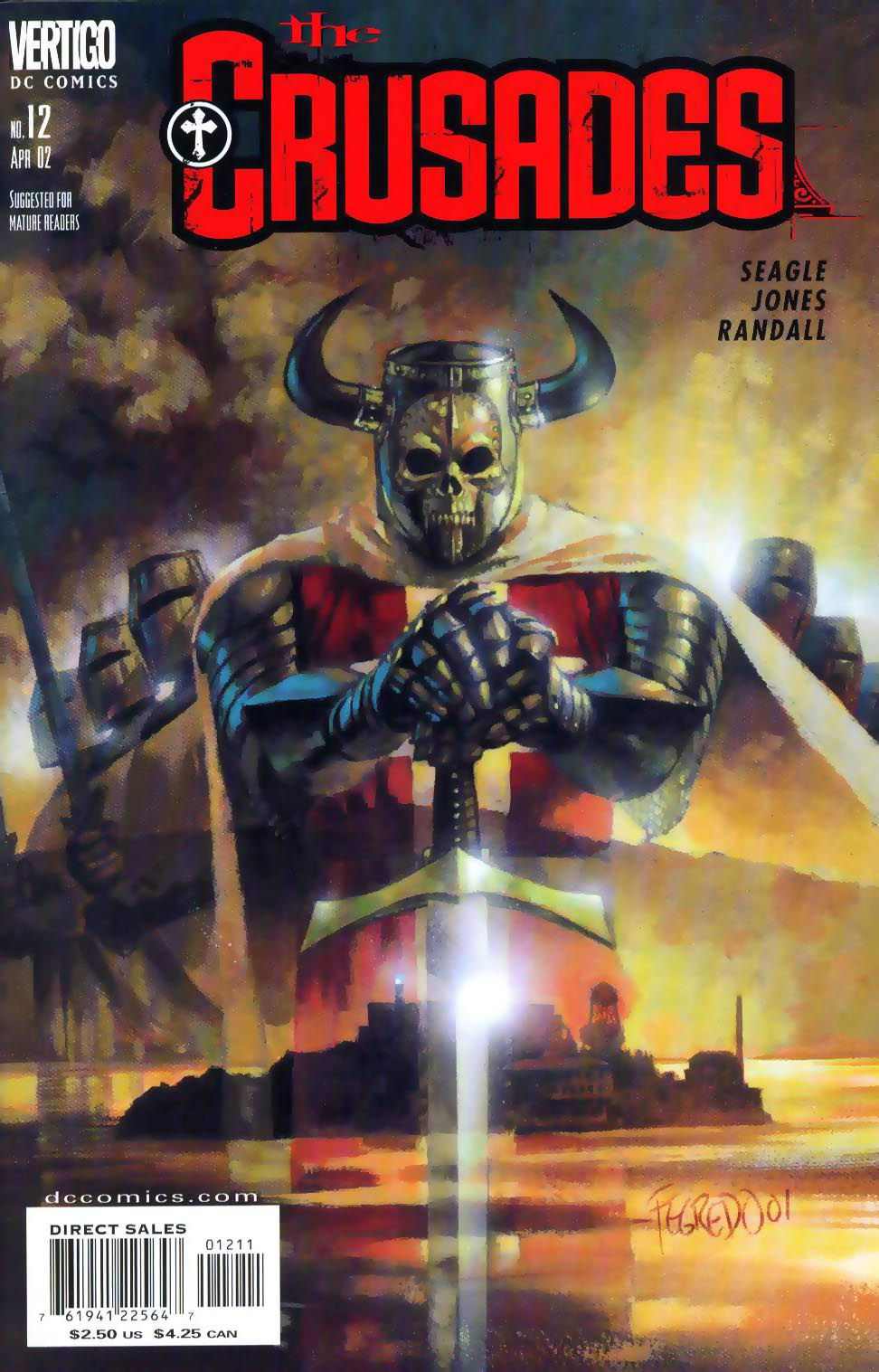 The Crusades Vol 1 12
