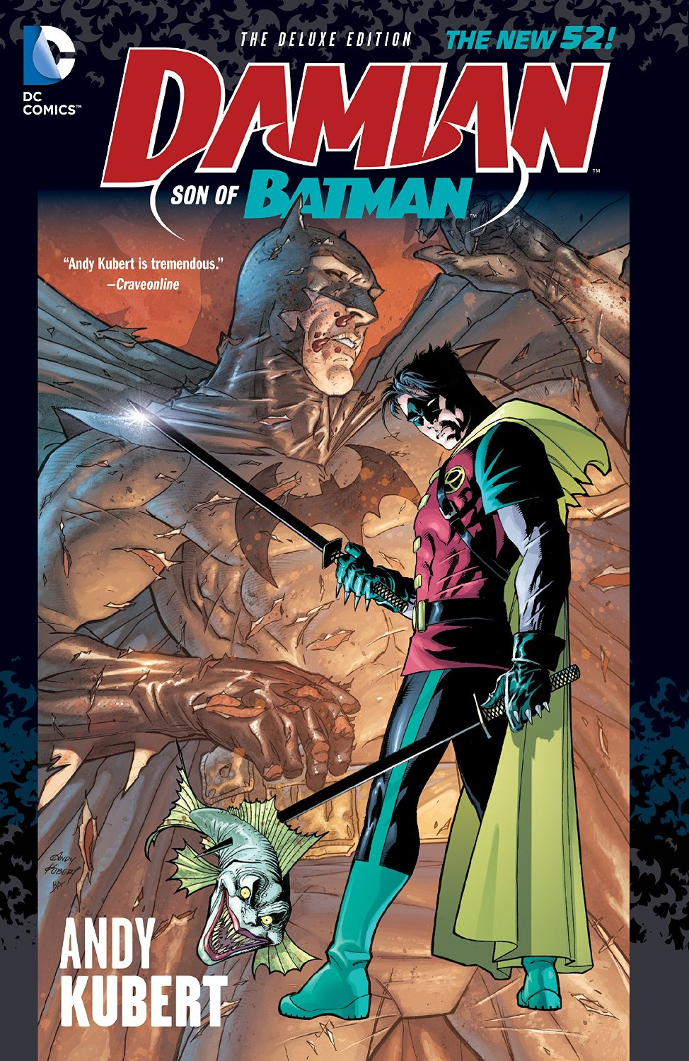 Damian: Son of Batman (Collected)