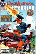 Deathstroke the Terminator Vol 1 28